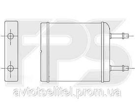 Радиатор печки для DAEWOO MATIZ 01- (M150)