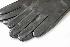 Женские кожаные перчатки Вязка W22-160041, фото 3
