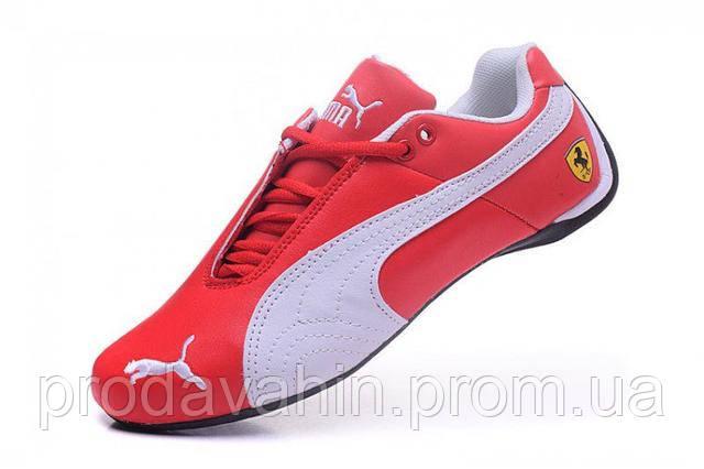 ac3c7e7b ... Кроссовки мужские Puma Ferrari Low Red White M кроссовки пума, кроссовки  puma