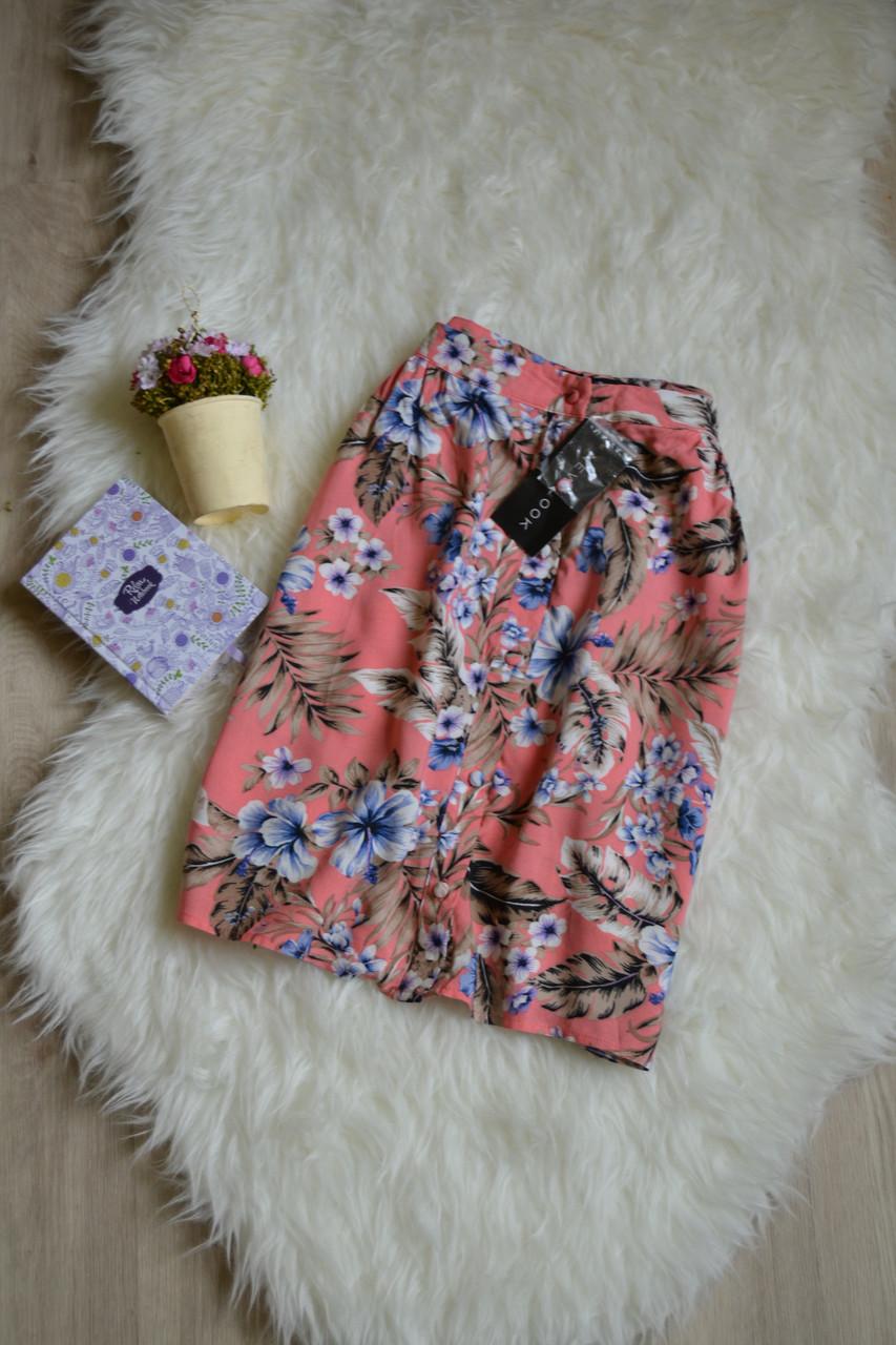 Новая цветочная юбка New Look