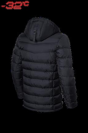 Мужская черная зимняя куртка Braggart Aggressive (р. 46-56) арт. 2619, фото 2