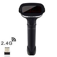Лазерний Безпровідний Сканер Штрихкодів Netum LS-1698 Wireless