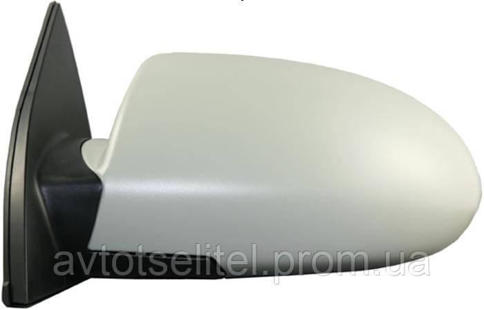 Зеркало правое электро с обогревом ACCENT 06-10