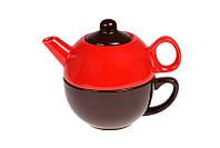 "Чайный набор Эгоист"" (чашка + чайник) 398-139"