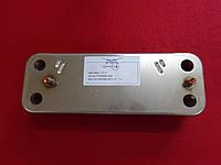 Теплообменник Baxi/ Westen вторичный ГВС 16 пластин, фото 1