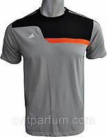 Футболка мужская адидас из хлопка, одежда, футболки адидас (реплика)