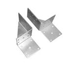 Соединитель для балок универсальный (левый,правый) (LU) LU-1L/100х50х40х2,0-LU-4P/175х80х90х2,0