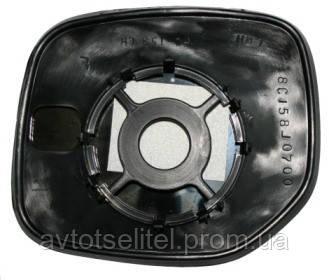 Вкладыш зеркала левый без обогрева BERLINGO 1997-02