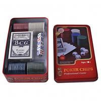 Покерный набор №100ТХ2