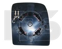 Вкладыш зеркала правый без обогрева верхний TWIN GLASS Jumpy 2007-12