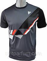 Мужская футболка Adidas из полиэстера, магазин одежды, футболки дешевые цены