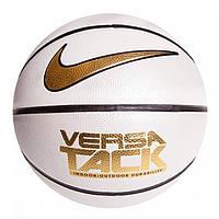 Мяч баскетбольный Nike Versa Tack р. 7 White (BB0434-101), фото 1