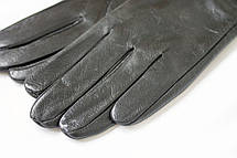 Женские кожаные перчатки КРОЛИК СЕНСОРНЫЕ Маленькие W22-160044s1, фото 3