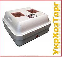 """Инкубатор Рябушка 150 яиц """"Smart plus"""" литой корпус, механика, цифровой, тэн"""