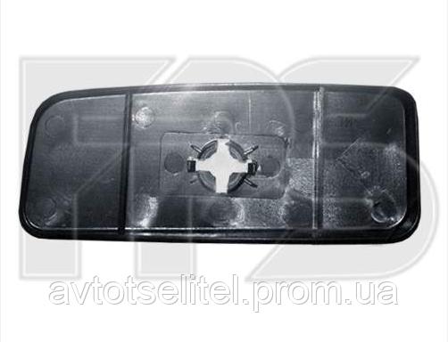 Вкладыш зеркала прав. без обогр. выпукл. нижн. круглое крепление Volkswagen Crafter 2006-