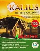 Биопрепарат для нейтрализации загрязнений (Бактерии для уличных туалетов) Kalius, 50 г, Украина