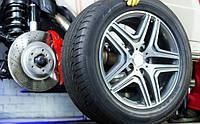 Перебортировка и балансировка 2-х колес (литые) (легковой) в Одессе
