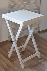 Белый кофейный столик P6
