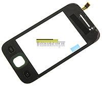 Сенсорний екран для мобільного телефону Samsung S5360 Galaxy Y чорний