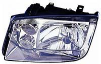 Фара передняя для Volkswagen Bora 99-05 левая (DEPO) под электрокорректор