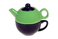 "Чайный набор Эгоист"" (чашка + чайник) 398-140"