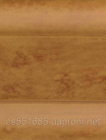 W 187 Груша боско  - напольный плинтус с каб.каналом Dollken SLK 50