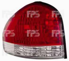 Фонарь задний для Hyundai Santa-Fе 04-06 левый (FPS)