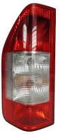 Фонарь задний для Mercedes Sprinter 208 414 00-06 левый (DEPO) прозрачная вставка