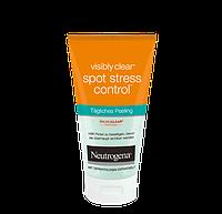 Neutrogena Spot Stress ControlTM Peeling - Ежедневный пилинг для лица от прыщей, 150 мл