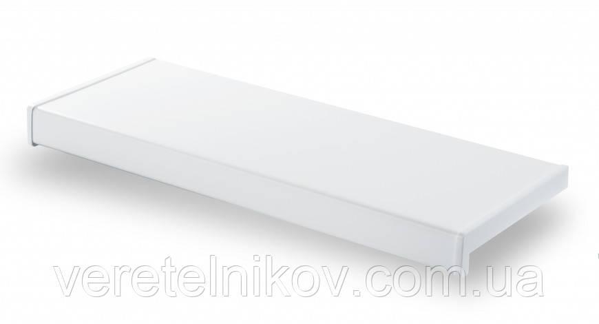 Сатиновый подоконник Parapet Komfort (Белый)