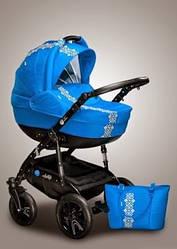 Детская коляска универсальная 2 в 1 Ammi Ajax Group ЛибідьPacific