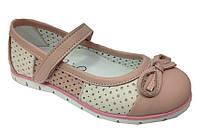 Детские ортопедические школьные туфли для девочек р. 32,33,34,35,36