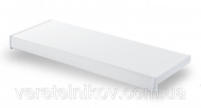 Сатиновый подоконник Parapet Komfort Белый