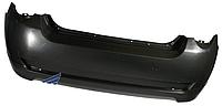 Бампер задний для Chevrolet Aveo T255 2008-12 HB