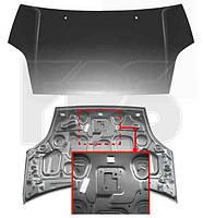 Капот с местом под крючок (без крючка) для Ford Fiesta 2002-06