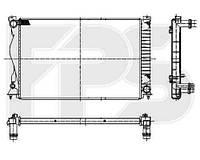 Радиатор охлаждения автомобильный основной для AUDI A6 05-11 (C6)