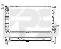 Радиатор охлаждения автомобильный основной для BMW 5 (E34) 88-97/7 (E32) 87-94
