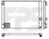 Радиатор охлаждения автомобильный основной для BMW 5 (E60) 03-10/6 (E63) 03-11