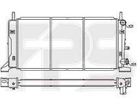 Радиатор охлаждения автомобильный основной для FORD ESCORT IV / ORION 86-90