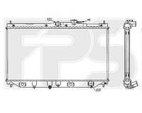 Радиатор охлаждения автомобильный основной для HONDA ACCORD 4 90-91 (CB3/CB7)/ACCORD 4 92-93 (CB3/CB7)