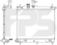Радиатор охлаждения автомобильный основной для HYUNDAI i10 08-10/i10 10-14