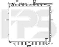 Радиатор охлаждения автомобильный основной для KIA SPORTAGE 95-03 (K00)