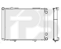 Радиатор охлаждения автомобильный основной для MERCEDES 190 82-93 (W201)