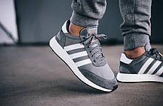 "Кроссовки Adidas Iniki Runner Boost ""Grey"", фото 3"