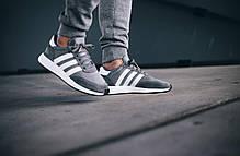 "Кроссовки Adidas Iniki Runner Boost ""Grey"", фото 2"