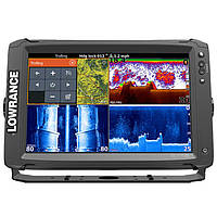 Эхолот/картплоттер Lowrance Elite-12Ti Mid/High/TotalScan™