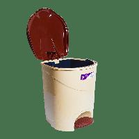 Ведро для мусора с педалью Bella  No: 1 (12lt)