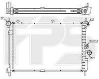 Радиатор охлаждения автомобильный основной для OPEL ASTRA F 91-97