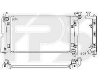 Радиатор охлаждения автомобильный основной для TOYOTA AVENSIS 03-06 (КРОМЕ VERSO)/AVENSIS 06-08 (КРОМЕ VERSO)/COROLLA 05-07 (E12 EUR)
