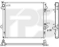 Радиатор охлаждения автомобильный основной для TOYOTA LAND CRUISER PRADO 03-09 (J12)